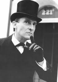 Now here was my Sherlock Holmes!
