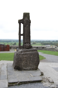 A copy of the Cross of St. Patrick