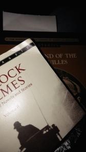 I will always buy Sherlock Holmes books.