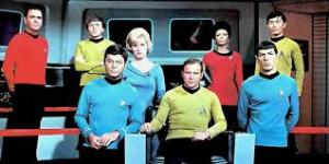 These are the voyages of the starship Enterprise...