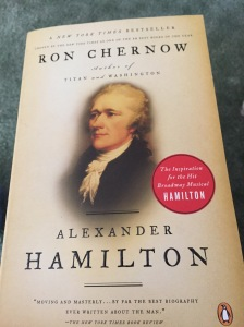 """My name is Alexander Hamilton..."""