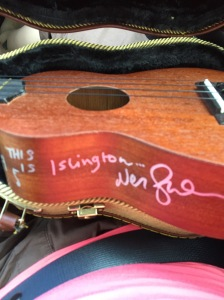 """This is Islington..."""